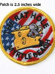 Rat Hole Patch